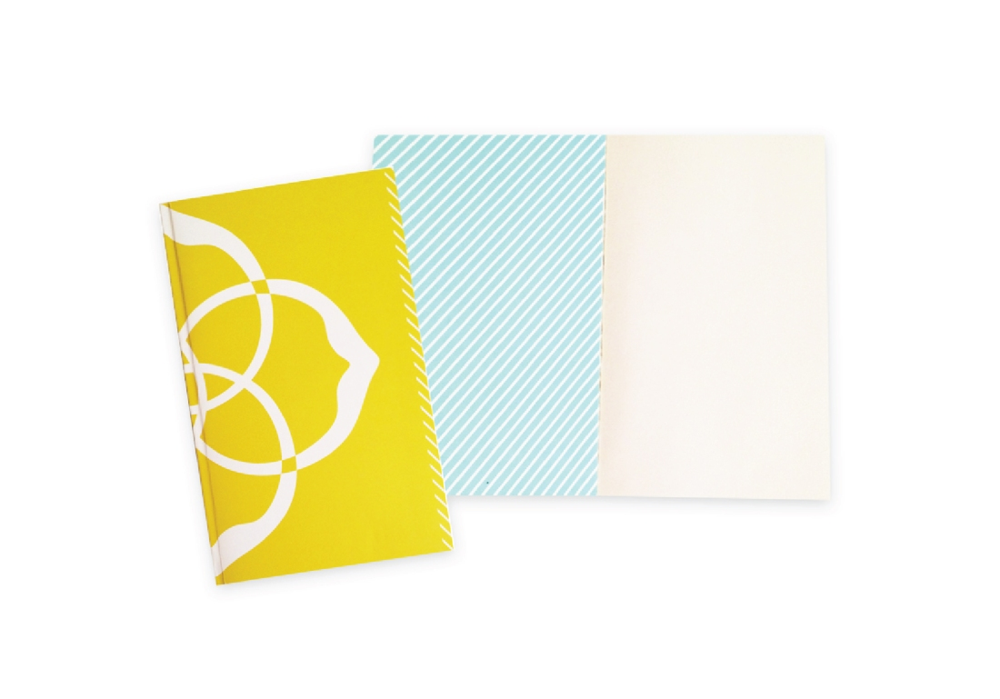 Kendra Scott Notebook