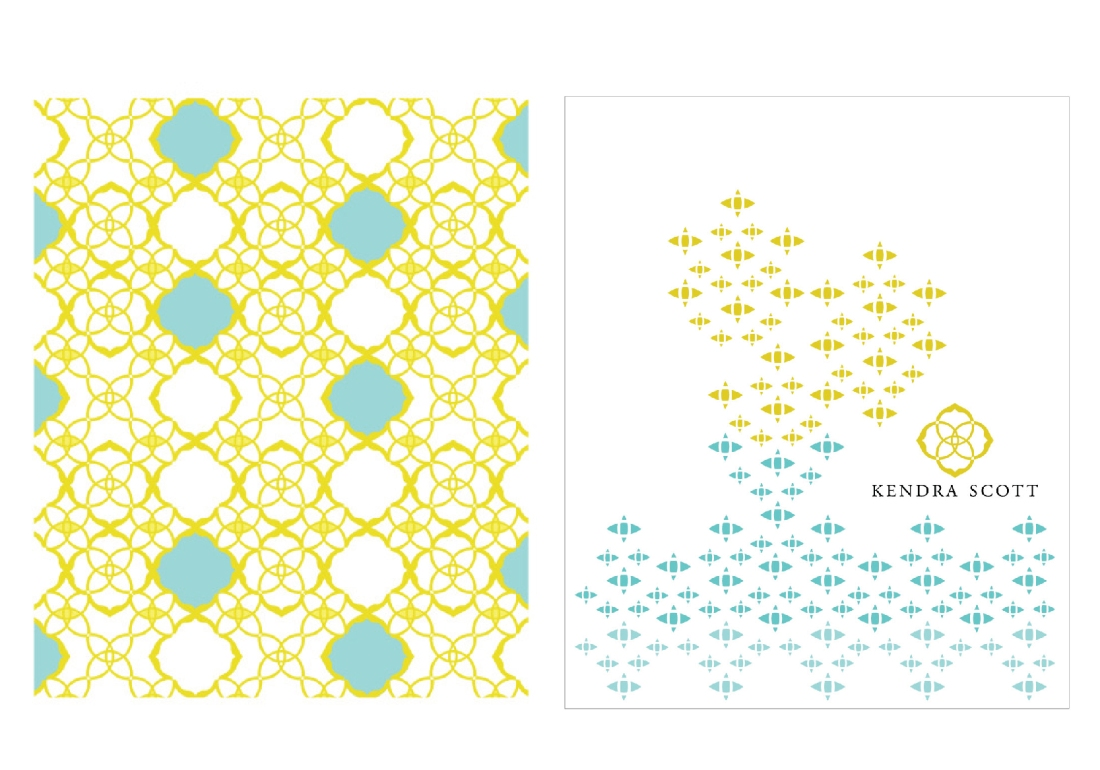 Kendra Scott Pattern